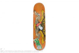 The Pope / Slayer Skate Deck by Supreme x Antihero