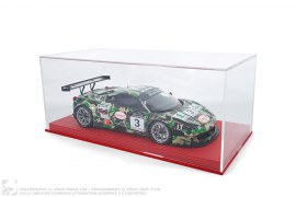 ABC Camo Tarmac Works 1/18 Scale Diecast Model Car by A Bathing Ape x Ferrari