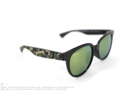 ABC Camo Kids Sunglasses by A Bathing Ape