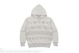 Nordic Pullover Hoodie by A Bathing Ape