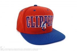 Clippers Snapback Cap by adidas