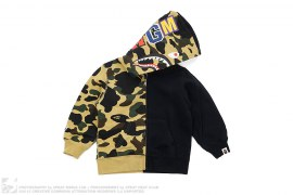 1st Camo Split Shark by A Bathing Ape