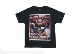 RIP Murder Inc Tee by Dbruze