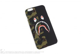 Half 1st Camo Shark IPhone 6 Plus Case by A Bathing Ape