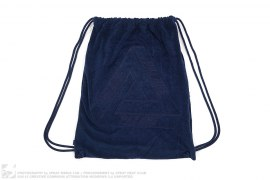 Towel Drawstring Gymsack by Palace x adidas