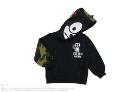 Half 1st Camo Sleeve Felix by A Bathing Ape x Felix The Cat