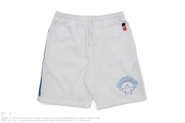 Twinsta Leage Basketball Shorts by A Bathing Ape