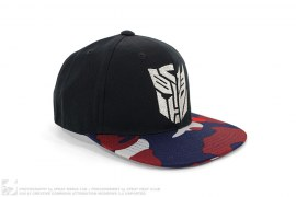 Transformers Camo Snap Cap by A Bathing Ape x Transformers