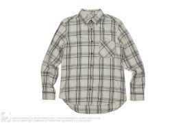 Plaid Long Long Sleeve Shirt by Carhartt x Adam Kimmel