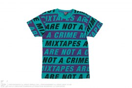 Mixtape Tee by Rocksmith