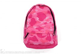 Color Camo Sweat Backpack by A Bathing Ape