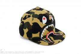 Ultimate 1st Camo Shark Snapback by A Bathing Ape