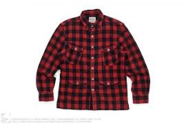 Plaid Flannel Button-Up by OriginalFake