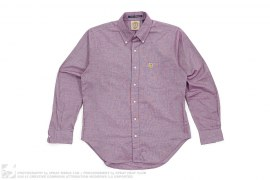 Bee Line Long Sleeve Button Down by BBC/Ice Cream