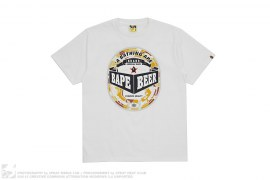 Bape Beer Tee Tokyo Fashion Night Out Exclusive by A Bathing Ape