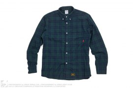 Tartan Long Sleeve by Wtaps