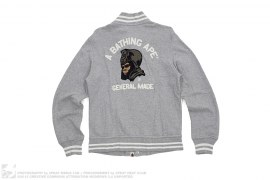 Chain Stitch General Made Sweat Varsity by A Bathing Ape