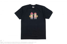 Puffy Vs Baby Milo Tee by A Bathing Ape