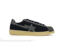 Skull Sta Nubuck by A Bathing Ape