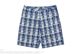 Plaid 23 Shorts by Jordan Brand