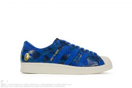 mens shoes Superstar 80v by Adidas x A Bathing Ape x Undefeated