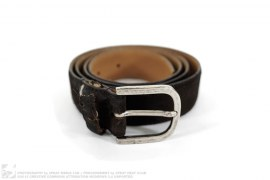 Suede Belt by APC