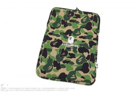ABC Camo Neoprene Notebook Tablet Case by A Bathing Ape