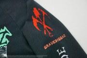 Gravediggaz Tribute Raglan Longsleeve Crew, item photo #3