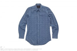 Paisley Button Up Shirt by Paul Smith