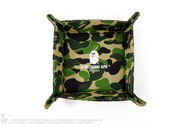 ABC Camo Apehead Canvas Tray Medium by A Bathing Ape
