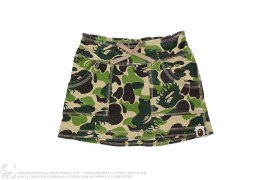 Fire Camo Skirt by A Bathing Ape