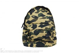 1st Camo Cordura Backpack by A Bathing Ape