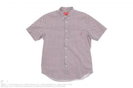 Circle Print Button Down Shirt by Supreme