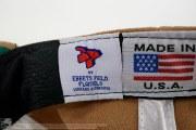 Classic Logo Wool Crushable Soft Brim Strapback, item photo #6
