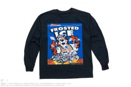 Frosted Ice Longsleeve Tee by Dbruze