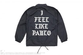 TLOP Paris Pop-Up I Feel Like Pablo Coaches Jacket by Kanye West