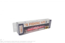 A Fishing Ape ABC Camo Lure by A Bathing Ape x Daiwa