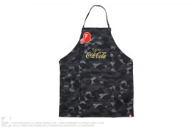 Coca Cola Camo Apron by A Bathing Ape x Coca-Cola