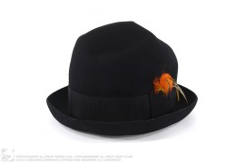 Wool Fedora by A Bathing Ape