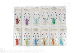Birthday Be@rbrick (Set Of 12) by Medicom