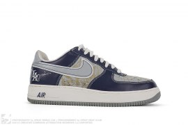 Air Force 1 Low Hyper Strike Spider Web Toe Box by Nike x Mr Cartoon