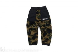 1st Camo Boa Fur Pants by A Bathing Ape
