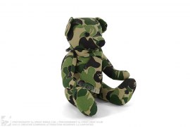 ABC Camo Bear by A Bathing Ape