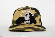 1st Camo College Logo Snapback, item photo #2