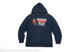 mens pullover Bape Play Pullover Hoodie by A Bathing Ape