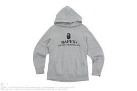 Bapex Pullover Hoodie by A Bathing Ape