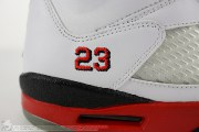 "Air Jordan 5 Retro ""Fire Red"", item photo #4"