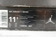 "Air Jordan 11 Retro ""Bred"", item photo #7"