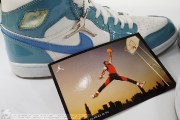 "Air Jordan 1 Retro ""University Blue"", item photo #4"