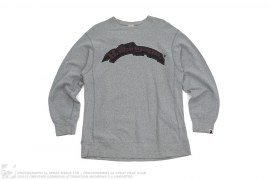 Bathing Ape Arch Logo Crewneck by A Bathing Ape